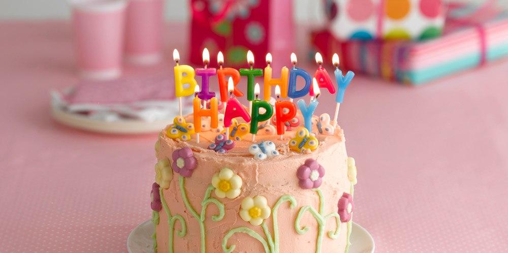 Поздравление с днём рождения на английском языке для подруги 20